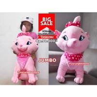 Boneka Kucing Marie Cat Disney Ukuran Jumbo