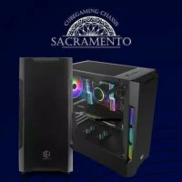 Casing Cube Gaming Sacramento Garansi 1 Tahun Semarang