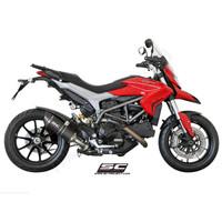 Knalpot SC Project Ducati Hypermotard