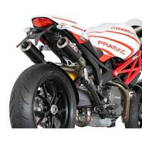 Knalpot SC Project CRT Carbon Ducati Monster 696/795/796 /1100 D04-38C