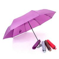 Payung Lipat 3 Foldable Umbrella Rain Aksesoris Travel Souvenir korea