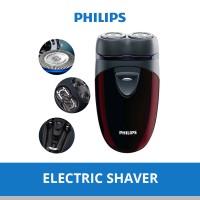 Philips Shaver Electric PQ206 Alat & Krim Cukur Cukuran Pencukur