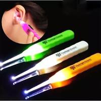 Korek Kuping Flashlight Earpick LED