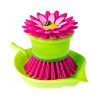 Sikat Cuci Piring | Sikat Pembersih Alat Dapur Vigar Flower Power