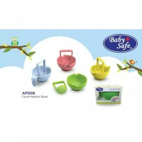 AP008 Baby Safe Food Masher Bowl