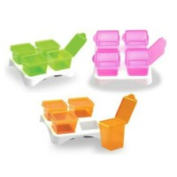 AP009 Baby Safe Multi Food Container