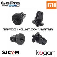 Mini Tripod Mount Adapter For Action Camera GoPro BRICA Xiaomi Yi