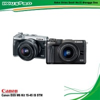 Canon EOS M6 Kit 15-45 IS STM