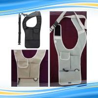 Tas Gadget Pundak Bahu - Shoulder Bag - Army Polisi FBI Agen 007 Style