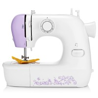 New Household Mini Automatic Thread Sewing Machine Double Speed