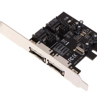 PCI Express Card SATA 3.0 High Speed 4 Port