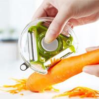 alat kupas potong buah sayur multifungsi rotary peeler choopper kpe008
