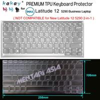 Keyboard Protector DELL Latitude 12 5290 - KAKAY Premium TPU