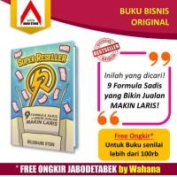 Buku Bisnis Super Reseller Dewa Eka Prayoga