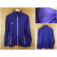 Jacket Nike Dri Fit Fullzip Purple Original