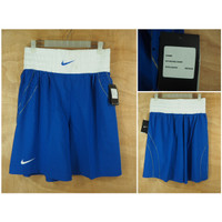 Celana Nike Boxing Blue Original