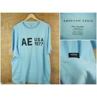Kaos American Eagle 1977 Blue Big Size Original