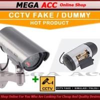 Dummy CCTV Camera Outdoor 3 Volt