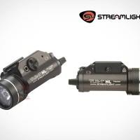 STREAMLIGHT TLR-1 HL® GUN LIGHT BLACK