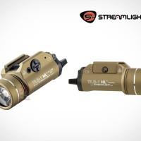 STREAMLIGHT TLR-1 HL® GUN LIGHT FDE