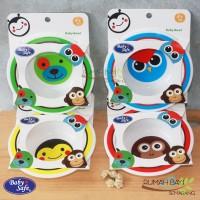 Babysafe Bowl Animals SK001 - Mangkuk Makan Bayi