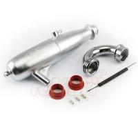 Knalpot Racing SH Set 1/8 EFRA no. 2075 Exhaust Complete