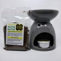 Bubuk Minyak Kutus Kutus Dan Tungku Aromaterapi
