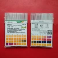 Merck Universal pH Paper   Kertas pH  pH indikator  Lakmus 0-14 109535
