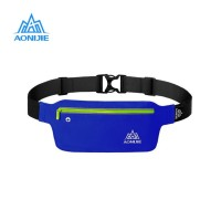 Aonijie Waist Bag E848T - Tas Pinggang lari Gym Sepeda - DARK BLUE