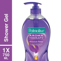 PALMOLIVE Shower Gel Absolute Relax 750ml /Sabun Mandi Palmolive 750ml