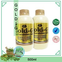 Gold-G Jelly Gamat Sea Cucumbar 500ml
