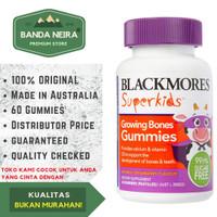 Blackmores Superkids Growing Bones Gummies 60 Gummies