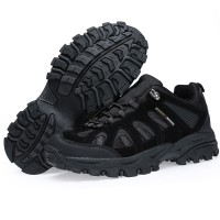 Sepatu Hiking Gunung Wanita SNTA 602 Black