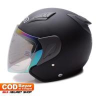 Helm Dewasa MSR Helmet Javelin Hitam Doff AbuAbu