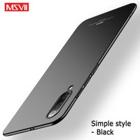 MSVII Xiaomi Mi 9 / Mi 9 SE - Luxury Slim Matte Hard Cover Case