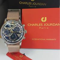 CHARLES JOURDAN CJ1100-1382C JAM TANGAN PRIA ORIGINALI BERGARANSI