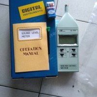Sound Level Meter Digital Lutron SL-4001 murah