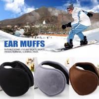Penutup Telinga Kuping Earmuff / Musim Dingin Winter Ear Cover Muff