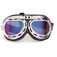 BBPA Kacamata Helm Catok Retro Motor Klasik - Black