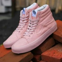 Vans Sk8 Peach (sepatu wanita)