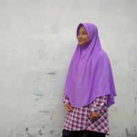 Obral Jilbab Kaos Kerudung Khimar Hijab Penguin Pinguin Instan Harian