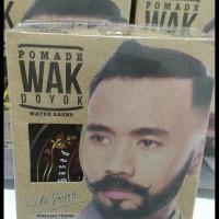 Terpopuler Jual Best Seller Pomade Wak Doyok Wakdoyok Hair Rambut