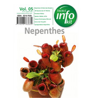 Buku Nepenthes - Peluang Usaha Tanaman Hias Karnivora Kantong Semar