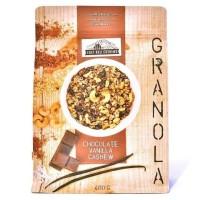 HOT SALE East Bali Cashew, Granola Chocolate Vanilla (400gr) Terjamin
