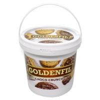 HOT SALE Selai Goldenfil Chocolate Crunchy 1 Kg Chocomaltine