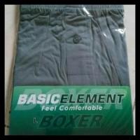 BARANG BARU BASIC ELEMENT BOXER BIG SIZE NEW LIST