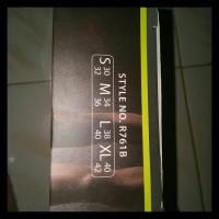 BARANG BARU CELANA DALAM PRIA RIDER R761B ISI 3 PROMO GROSIR - MIX, M