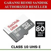 Promo Murah Memory Card 16Gb Microsd 16Gb Kartu Memori Hp 26Gb 80Mbps