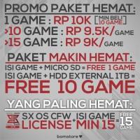 Promo Murah Promo Micro Sd Card V-Gen 128Gb Free Full Game Nintendo