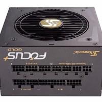 Promo Murah Seasonic Focus Plus Gold Fx-550 - 550W Full Modular - 80+